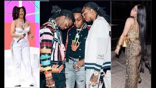 Migos Miss A Moment On Stage To End Nicki Minaj & Cardi B Beef, Leave Room For Speculation