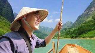 Kỳ quan bị lãng quên dưới đáy vực ở Việt Nam |Mã Pì Lèng-Nho Quế du lịch Hà Giang #7