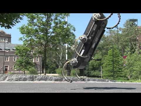 RHex – sześcionożny robot do zadań specjalnych