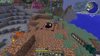 Minecraft Space Chickens - S3E106 - Jeff's Giant Slime
