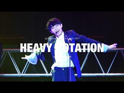 [4K] 171123 Heavy Rotation - JBJ 용국 김용국 jinlongguo