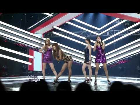 [SBS] SISTAR : So Cool (637회)