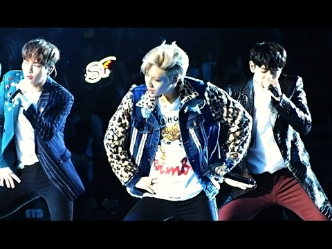 [HD Fancam] 151202 SHINee (Taemin Focus) - Savior + View @ MAMA 2015