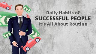 Daily Habits of Successful People | Brian Tracy