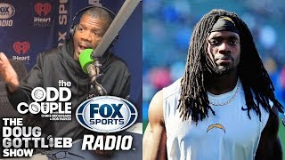 Melvin Gordon Tells the Chargers to Pay Him or Trade Him