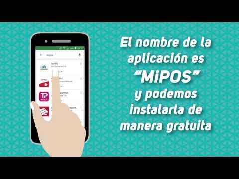 Descarga la app MiPOS