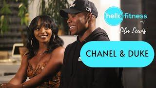 Lita Interviews Fitness Couple Chanel & Duke : Ep2