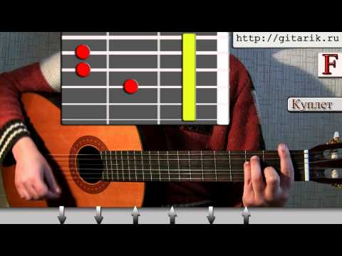 петлюра аккорды для гитары Паруса Городском