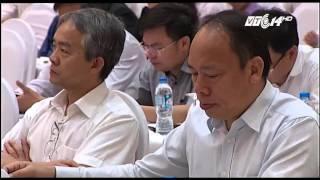 (VTC14)_Ông Đinh La Thăng bàn giao chức Bộ trưởng Bộ GTVT