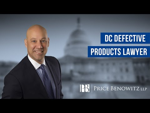 DC defective products lawyer John Yannone discusses important information you should know, if you or a loved one has suffered an injury due to a defect in a consumer product. In any personal injury matter, it is important to seek immediate medical treatment for any injuries that you may have sustained. Additionally, contacting an experienced DC defective products attorney as early on in the process as possible can allow for your rights to be protected, and interests aggressively advocated for from the very beginning.
