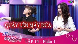 MỘT NỬA HOÀN MỸ | tập 14 - P1 | Nữ DJ Xinh Đẹp Làm Náo Loạn Cả Trường Quay
