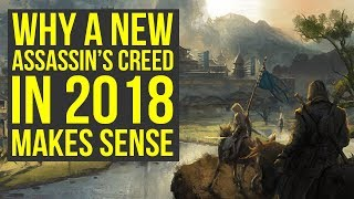 Why A New Assassin's Creed In 2018 MAKES A LOT OF SENSE (Assassin's Creed Dynasty - AC Dynasty)