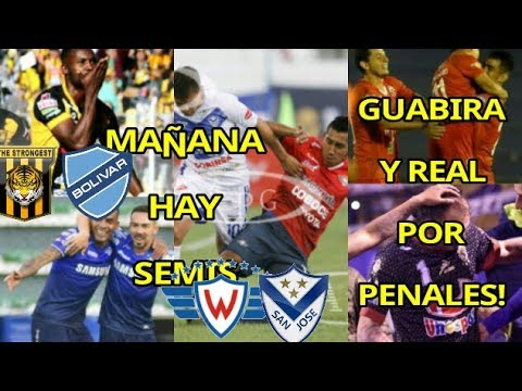 The Strongest vs Bolivar La Paz