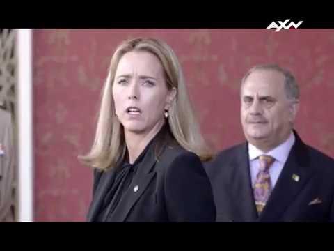 AXN《國務卿女士》全新第三季 : 預告1
