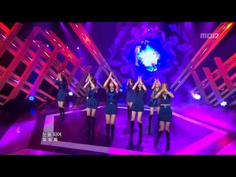 T-ARA - DAY BY DAY, 티아라 - 데이바이데이, Music Core 20120721