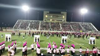 Saginaw High School & Boswell High School Band
