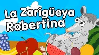 El baile de la zarigüeya Robertina - Canciones Infantiles