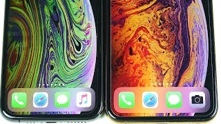 iPhone XS and iPhone XS Max after 3 Weeks!