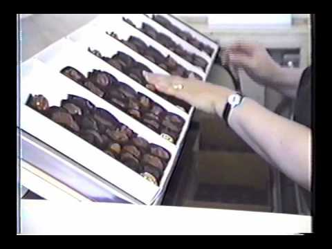 Savage Bros. Chocolate Box  Packing System