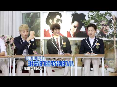 (ENG SUB) 140912 SHINee Ultimate Group