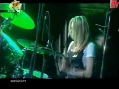 Ранетки - Наслаждайся (Live in Moscow)