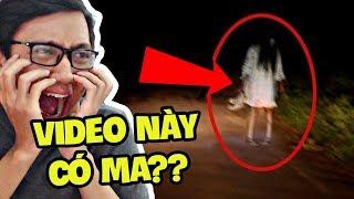 CÓ MA TRONG NHỮNG VIDEO NÀY, THẬT HAY GIẢ?? (Sơn Đù Vlog Reaction)