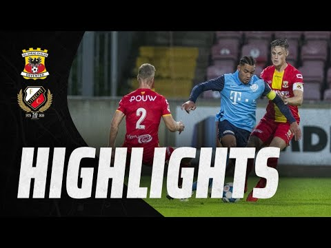 HIGHLIGHTS | Go Ahead Eagles - Jong FC Utrecht