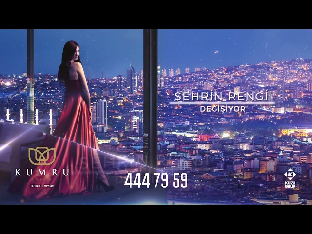 Sinema Reklamı - Teaser- Kumru Ankara Projesi