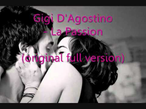 Baixar Gigi D'Agostino   La Passion original FULL version HQ