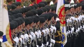 (VTC14)_Nga đuổi mây ngăn mưa tuyết trong lễ duyệt binh ngày chiến thắng