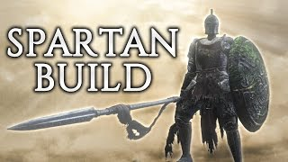 Dark Souls 3 Builds - This Is SPARTA! - Spartan Build (PvP/PvE)