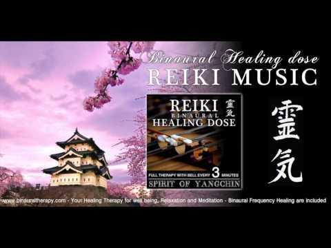 Baixar 靈氣 Reiki Music Healing: Spirit of Yangchin (Full Binaural 3D Therapy with Bell Every 3 Minutes)