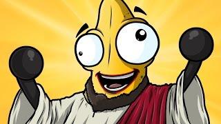 Gmod Death Run Funny Moments ► BANANA JESUS! ► Garry's Mod