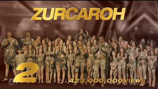 America's Got Talent 2020 Zurcaroh Number 2 AGT Top 15 Viral Memorial Moments S15E10