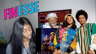 Bruno Mars - Finesse (Remix) ft. Cardi B (Official Video)