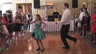 Tata i kćerka priredili nezaboravnu koreografiju za njen 12. rođendan (VIDEO)