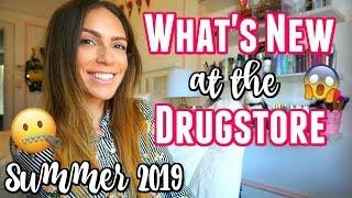 NEW DRUGSTORE MAKEUP | JULY 2019