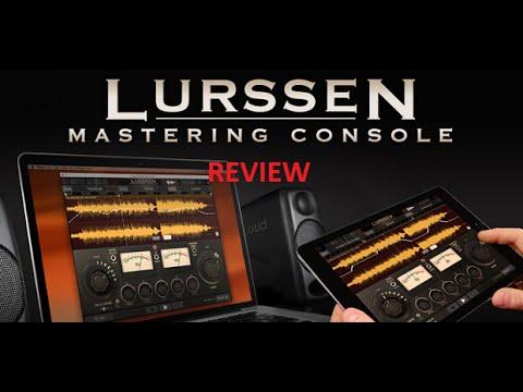 Lurssen Mastering Console Review on BBoyTechReport.com