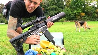 THE CRAZIEST DOG TOY EVER!!
