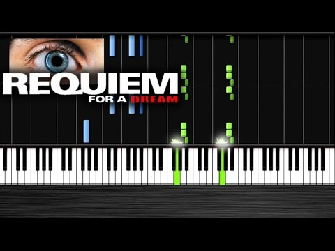 Baixar Requiem for a Dream Piano - Piano Tutorial by PlutaX  Synthesia