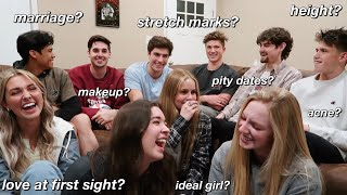 asking college boys questions girls are too afraid to ask! *PART 2*
