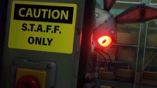 FNAF Security Breach Official PS5 GAMEPLAY Trailer