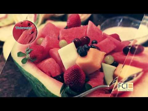 #Happy watermelon day!