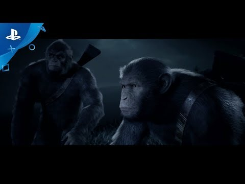 Planet of the Apes: Last Frontier Video Screenshot 6
