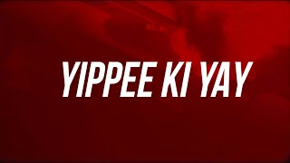 Chris Webby - Yippee Ki Yay (feat. Anoyd) [Lyric Video]