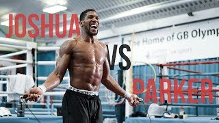 The Calm Before The Storm ~ Anthony Joshua