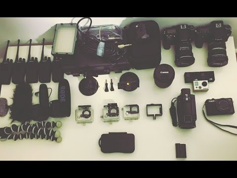 THIS IS MY CAMERA GEAR