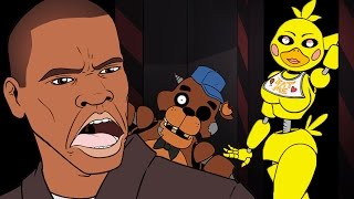 GTA 5 vs Five Nights at Freddy's |