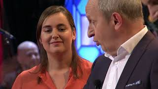Show Jana Krause - 3. Matteo De Carli a Lenka Hermanová - Show Jana Krause 30. 1. 2019 - Zdroj: