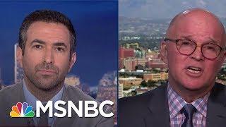 Former Trump Casino Exec: Trump's 'Bigotry Was Always Visible'   MSNBC